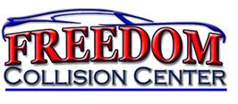 Freedom Collision Logo