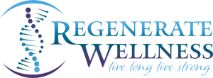Regenerate Wellness Logo